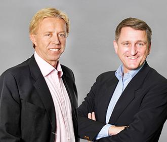 Hans Ulrich und Gerhard Nowak