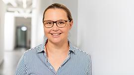 Gruppenbild Personen dualer Master Digital Transformation