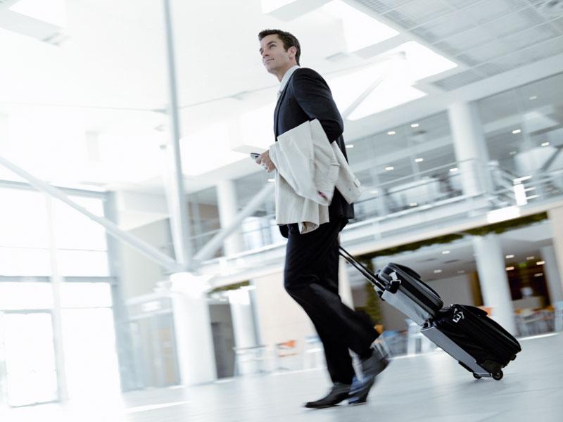 Glücklich ist, wer ein bisschen Urlaub an seine Geschäftsreise hängen kann.
