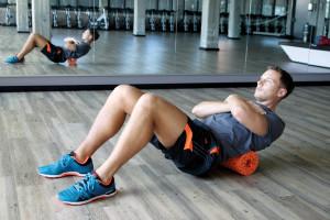 Das richtige Training der Faszien kann spätere Schmerzen verhindern.