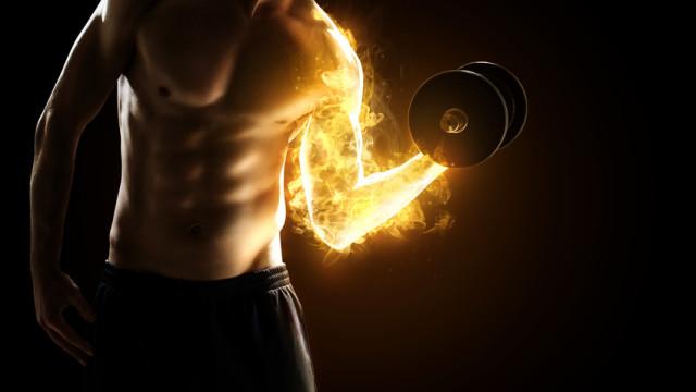 Volle Power beim Training: Booster können dabei helfen.