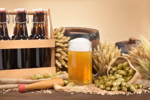 Bier wird seit 1516 nach dem Deutschen Reinheitsgebot gebraut
