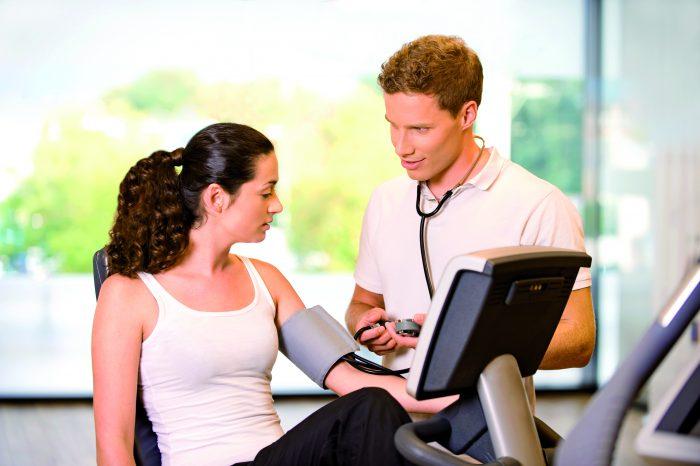 Ein Gesundheitscoach steht für eine ganzheiliche Betreuung.