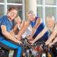 Fit im Alter durch Fitnesstraining