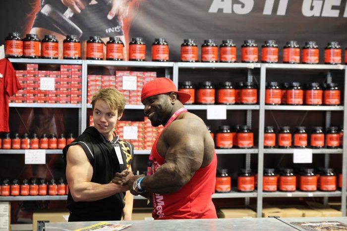 Die Muskeln wachsen - der Arbeitsmarkt dank des Fitness-Hypes auch.