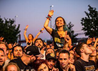 Große Veranstaltungen wie das Vainstream-Festival 2018 haben ausgereifte Sicherheitskonzepte.