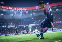 Auch die jüngste Version von EA's FIFA-Reihe lässt die Grenze zwischen Fußball und Fußballsimulation weicher werden.