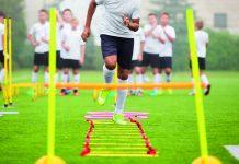 Neu am IST: Die Weiterbildung Fußball-Athletiktraining.