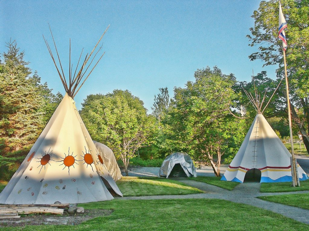 Glamping, Zelten, luxuriöses Camping