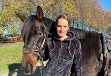 Sabine ANgemeer Pferd