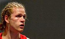 Constantin Ganglbauer holte bei den Deutschen Hochschulmeisterschaften im Boxen Silber.