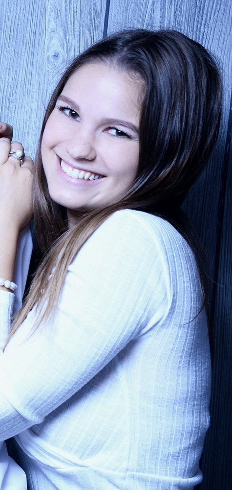 "Luisa Pfeiffer ist begeisterte IST-Studentin im dualen Studiengang ""Kommunikation & Eventmanagement""."