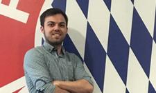 IST-Student als Praktikant beim FC Bayern München
