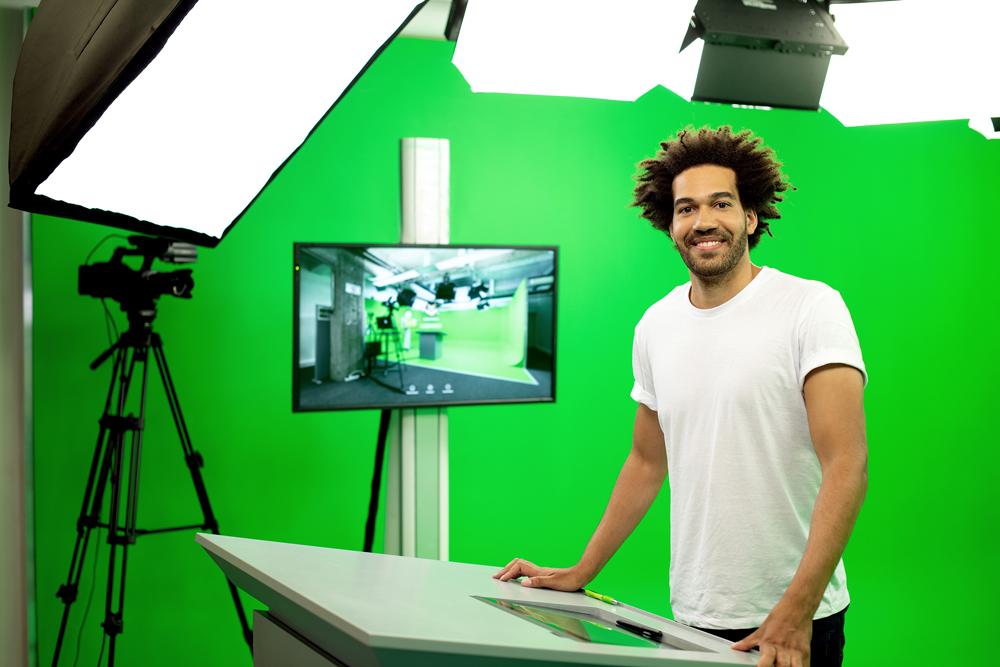 """Neues Wahlpflichtmodul """"TV-Konzeption und -Produktion"""" im Masterprogramm."""