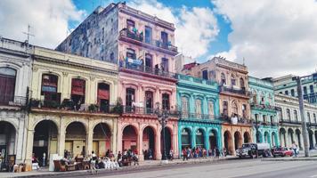 Philip Burk in Havanna