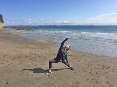 Dana Traenkle Neuseeland